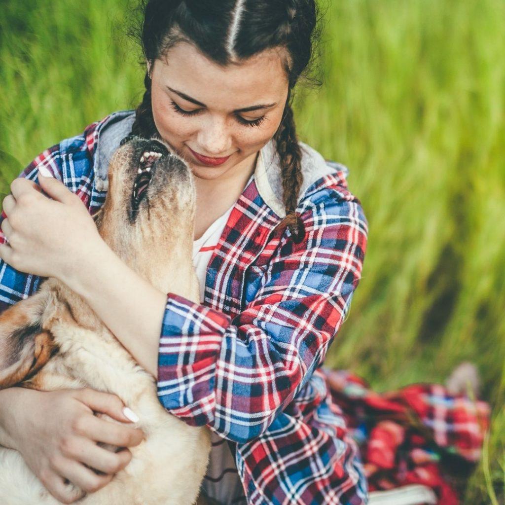 Emotional Support Animals Help Kids Adjust