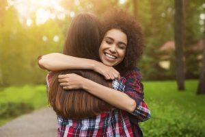 Post-Pandemic Hug