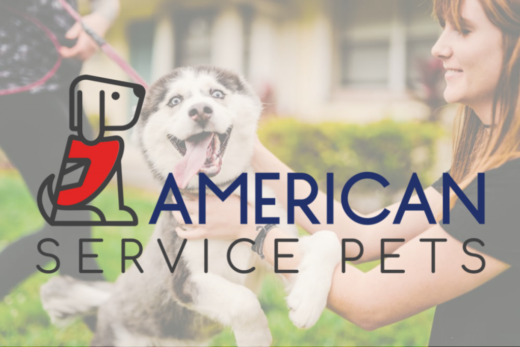 American Service Pets Emotional Support Animal Certifications in Indiana
