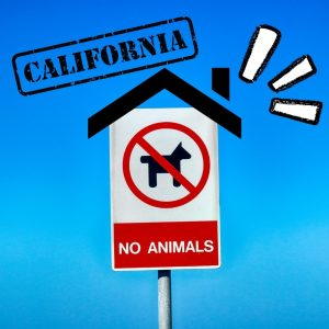 California ESA Owner Rights are at Risk: Act Now!